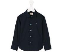 - Klassisches Hemd - kids - Baumwolle/Elastan - 8