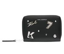 K/Karl Seven Pins Portemonnaie
