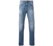 Jeans mit schmalem Bein - men - Baumwolle - 32