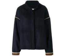 button-down jacket