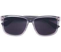 Eckige Sonnenbrille - men - Acetat