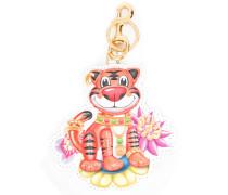 Schlüsselanhänger mit Tiger-Motiv