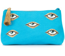 Evil Eye cosmetic pouch