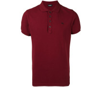 brand stud polo shirt