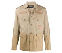 Leichte Jacke mit Taschendetail