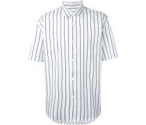Gestreiftes Hemd - men - Baumwolle - L