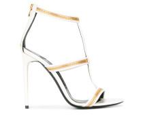 Sandalen mit Reißverschluss - women