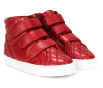 quilted hi tops