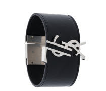 monogram logo bracelet