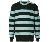 Pullover mit Streifen