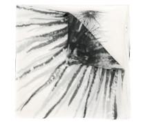 urchin print scarf