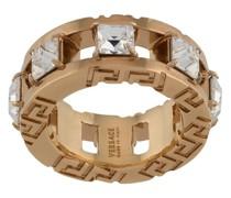'Greca' Ring mit Strass