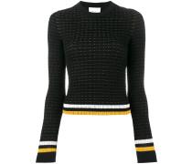 Pullover mit Streifen - women