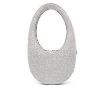 Mini Swipe Handtasche mit Glitter