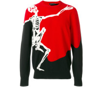 Dancing Skeleton sweater
