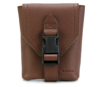 buckled purse