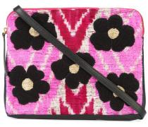 Flower Safari clutch