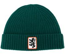 Mütze mit Löwen-Patch