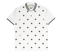 Poloshirt mit Sternen