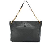 McGraw chain-shoulder slouchy tote