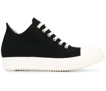 Geschnürte Sneakers - men - Canvas/rubber/Leder