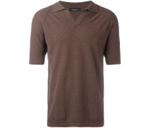 'Teddy' Poloshirt - men - Baumwolle/Nylon - 52