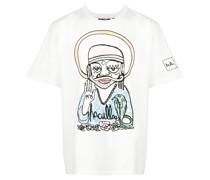 "T-Shirt mit ""Charmer""-Print"