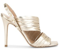 Drapierte Sandalen
