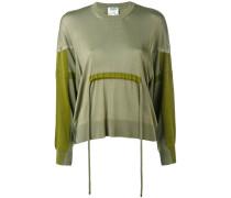 Pullover mit Kordelzug