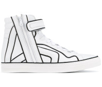 'Match' High-Top-Sneakers