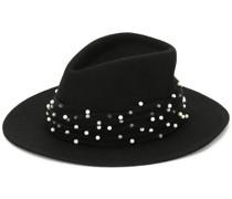 Blaine wool fedora hat