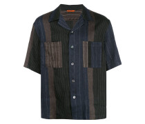 Solana multi-stripe shirt