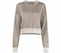 California Cropped-Pullover