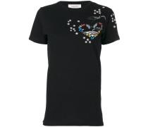 T-Shirt mit Herz-Motiv