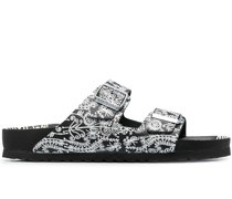 Arizona floral-print sandals