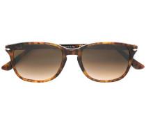 Rechteckige Sonnenbrille - unisex - Acetat - 52