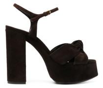 'Bianca' Sandalen mit Plateausohle