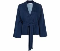Gewickelter Kimono-Blazer