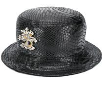 embellished bucket hat
