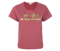 Klassisches T-Shirt mit Logo