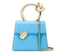 Mini-Tasche mit rundem Henkel