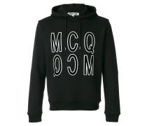 'MCQ' Kapuzenpullover mit Print