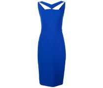Enganliegendes Kleid mit Cut-Outs