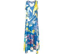 Kleid mit Blumen-Print