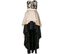 Kleid mit Rock im Lagen-Look