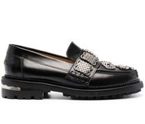 Loafer mit Ketten