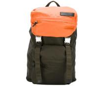 dual buckle backpack