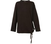 'Side String' Pullover