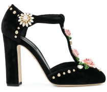 rose Mary Jane sandals