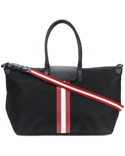 Bally Damen Reisetasche mit Streifen
